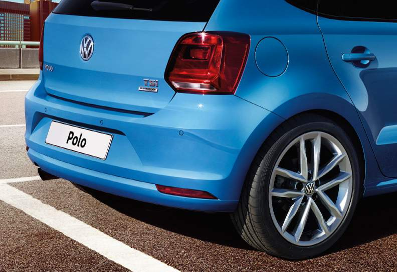 17-inch Mirabeau alloy wheels from Polo 6C OEM - teaser |