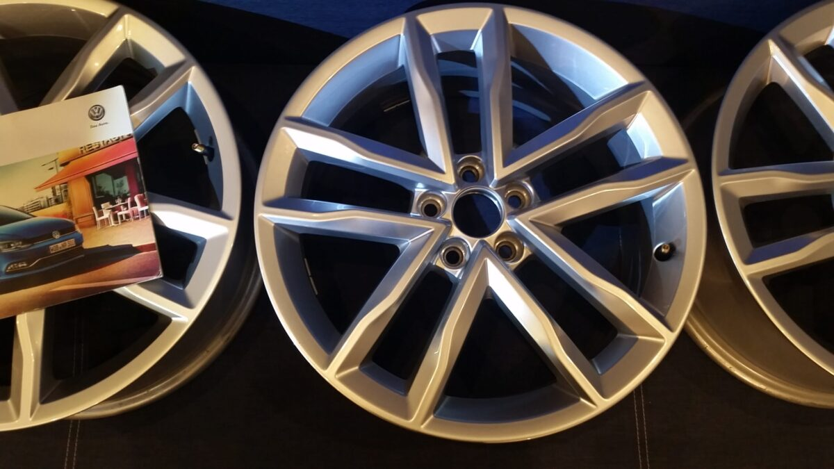 17-inch Mirabeau alloy wheels from Polo 6C OEM - teaser | 2015 11 17 23.39.45 scaled
