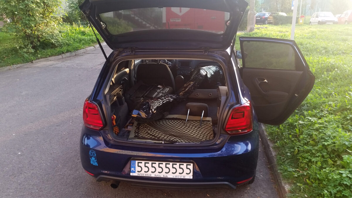 Rear exhaust — Polo 6R BlueGT   2016 09 26 17.38 scaled