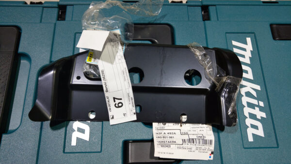 Bought some parts needed for battery relocation   6R0801981 IMAG8631