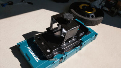 Bought some parts needed for battery relocation   6R0804869 6R0801981 6R0802717A IMAG8728