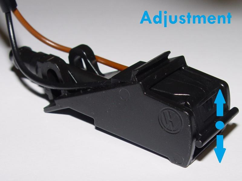 Auto heated washer jets OEM | Heated washer jets Polo 6R ciclo 52