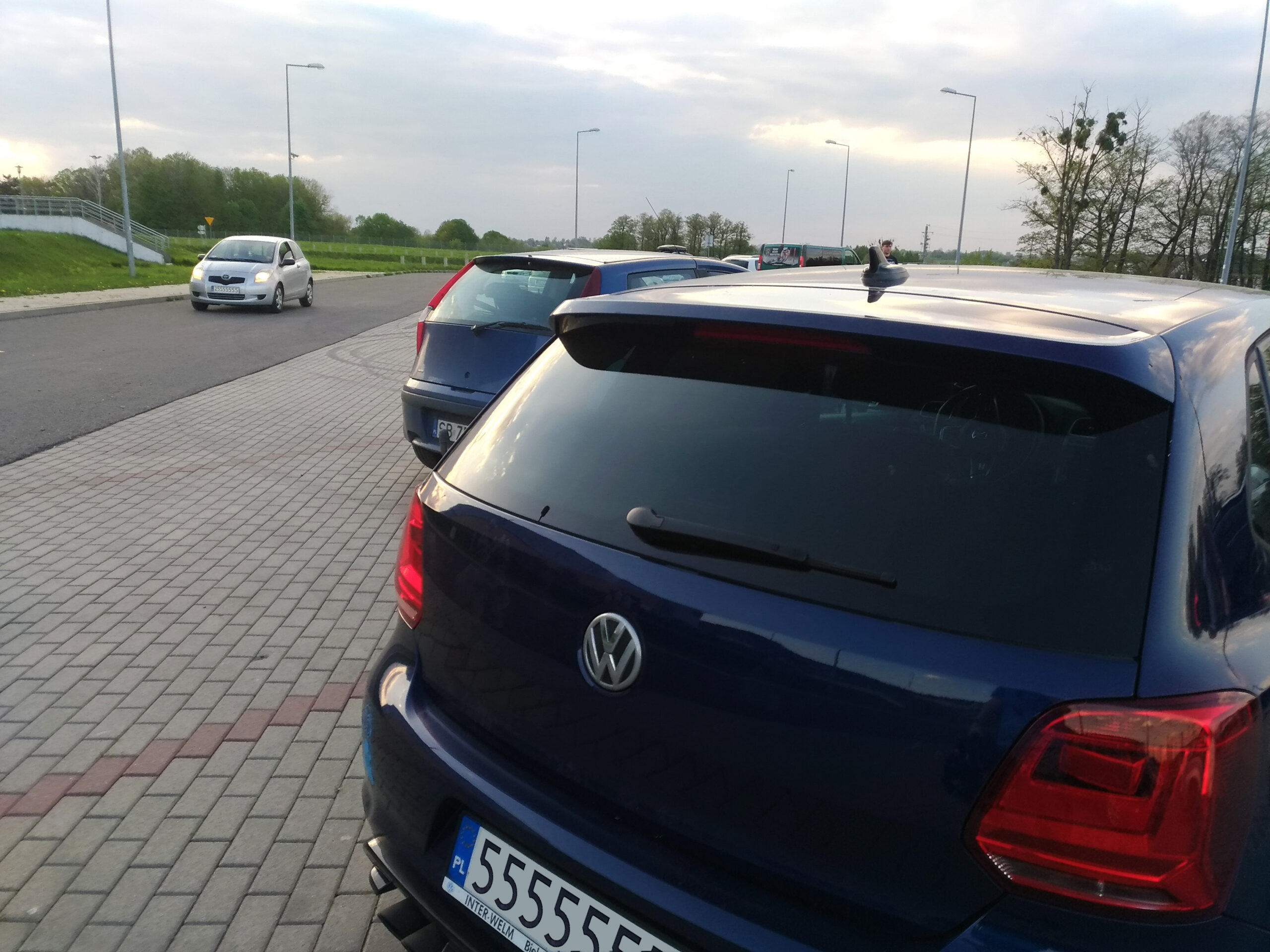 R-Line roof spoiler — Polo 6R R-Line / GTI / BlueGT/6C R-Line   P 20180425 184840 vHDR On Photoshop scaled
