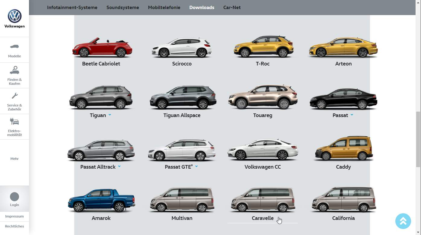 Discover Media — update maps to 2019/2020 (from official VW website)   pobieranie mapy 2