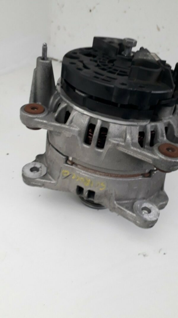 2.0 TSI engine from Scirocco R - teaser   AC pump 1K0820859S