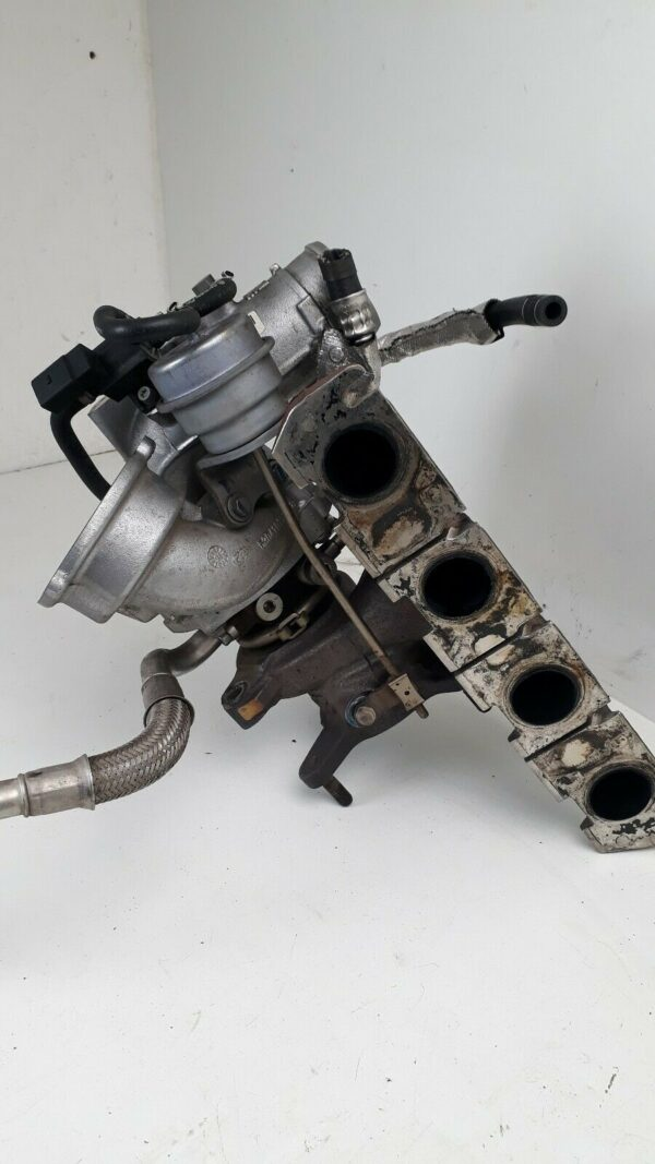 2.0 TSI engine from Scirocco R - teaser   K04 064 2.0TFSI 4