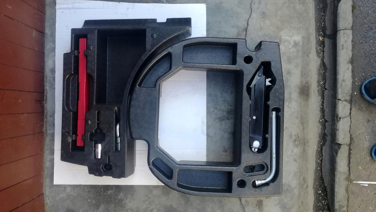 Bought some parts needed for battery relocation   6R0012115 6R6858857