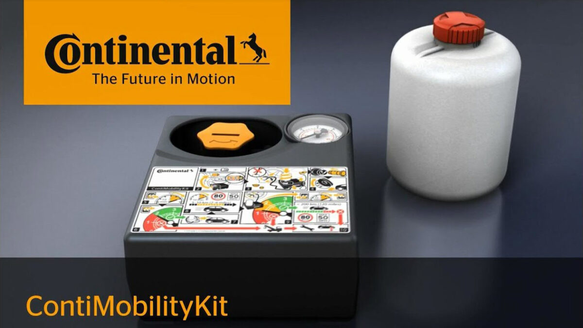 Mobile car air compressors | ContiMobilityKit cover